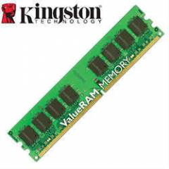 KINGSTON 1GB DDR2 800 MHZ PC RAM KARGO BEDAVA