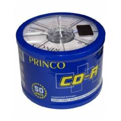 Princo CD-R 50 li Paket 700Mb 56x 80Dak