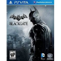 Batman Arkham Origins Blackgate Ps Vita Oyun