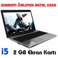 HP Laptop i5 4GB Ram, 750GB,2GB Ati Radeon7650M