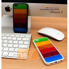 iPHONE 4/4S KILIF G�KKU�A�I L�MS 6 RENK