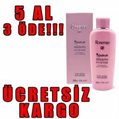 ROSENSE %100 DO�AL G�LSUYU 300 ML