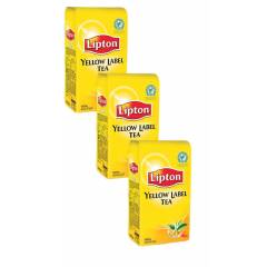 L�PTON YELLOW LABEL 1000GR 3PK=3KG