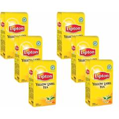 L�PTON YELLOW LABEL 1000GR 6PK=6KG