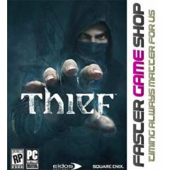 Thief Steam Key �oklu Dil Destekli
