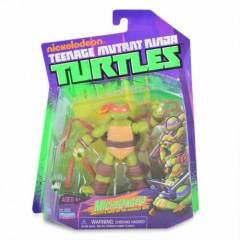 Ninja Turtles Aksiyon Fig�rler 4'� 1 Arada