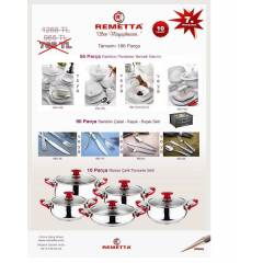 REMETTA 186 PAR�A  �EY�Z SET� - �EY�Z PAKET�