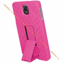 AMZER� Snap On Case K.Stand Samsung Note 3 K�l�f