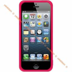 AMZER iPhone 5 / 5S Soft Gel Case K�l�f - 6 Renk