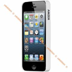 AMZER iPhone 5 / 5S 1MM Super Slim Kapak-4 Renk