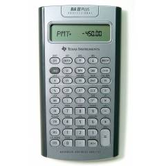 TEXAS INSTRUMENTS BA II PLUS PROFESSIONAL F�NANS