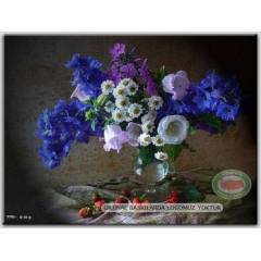 100x70cm �ER�EVEL� CANVAS TABLO FANTASY  D1380