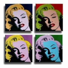D�RT PAR�ALI MARILYN MONROE-POP ART-ANDY WARHOL