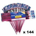 144 ADET BOTTLE ROCKETS - M�N� HAVA� F��EK