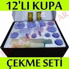 12L� KUPA �EKME SET� HACAMAT SET�