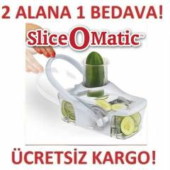 Pratik Do�ray�c� Dilimleyici Seti Slice O Matic