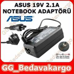 Asus Eee Pc Notebook Adapt�r� 19V 2.1A �arj