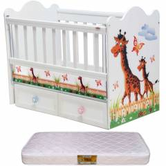 RES�ML� SALLANIR BEBEK BE���� KARYOLA- �ZEL �R�N