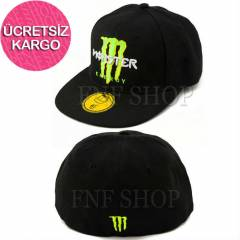 Monster Full Cap �apka Hip Hop �apka M55