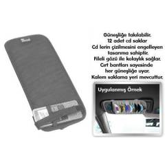 Automix Cd Kab� Ve Siperlik Gri