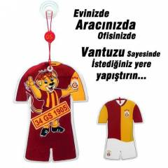Galatasaray Lisansl� Slogan Forma Plaka Model