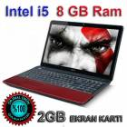 Acer Laptop �5  8GB 750GB 2GB Ek.Kart� USB 3.0