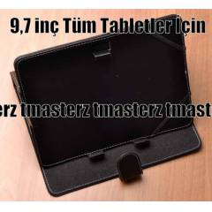"9.7"" in� Tablet PC K�l�f Standl� Kapakl�"