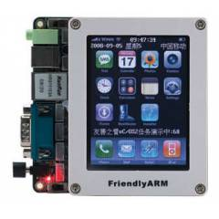 "Friendlyarm Mini2440 3.5"" LCD"