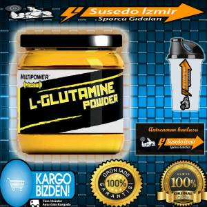 Multipower L - Glutamine 300 Gr