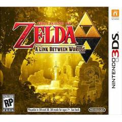 The Legend of Zelda A Link Between Two World 3DS