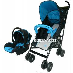 Baby 2 Go 8832 Light Travel Sistem Bebek Arabas�