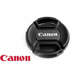 Canon 18-55mm i�in Lens Kapa�� Kapak Cap