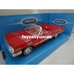 1963 CHEVROLET IMPALA WELLY 1:24 �L�EK