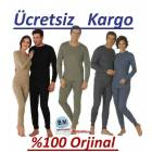 Thermoform Termal ��lik Set Unisex  %100 Orjinal