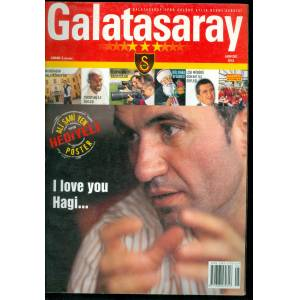 2002 GALATASARAY DERG�S�* HAG� �ZEL SAYISI NO.5