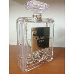 CHANEL PERFUME BOTTLE ���E �ANTA