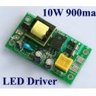 10 WATT POWER LED S�R�C� AC85-265V-DC9-12V 900mA