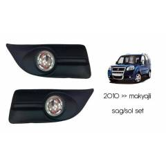 M-Light Fiat Doblo 2010 >> Makyajl� Sis Far Set