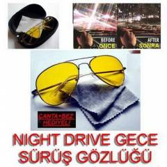 Night Drive Metal �er�eve Gece S�r�� G�zl��� �a