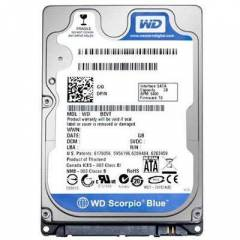 WD 320 Gb 5400 Rpm Sata 8Mb Notebook Hd