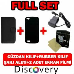 General Mobile Discovery C�zdan K�l�f+�arj Set