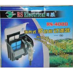 RS-4000 Electrical Akvaryum Ask� �elale Filtre