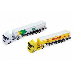 Welly Shell T�r Metal Ara� 1:87 �l��