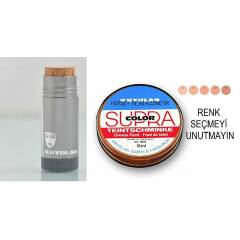 1 ADET KRYOLAN TV STICK1ADET KRYOLAN SUPRA COLOR
