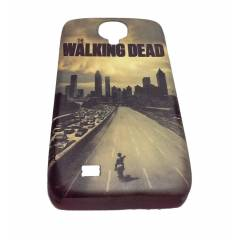 Samsung S4 The Walking Dead K�l�f Kapak - Mat
