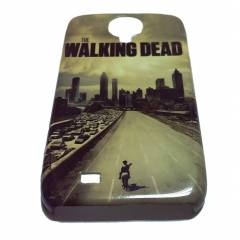 Samsung S4 The Walking Dead K�l�f Kapak - Parlak
