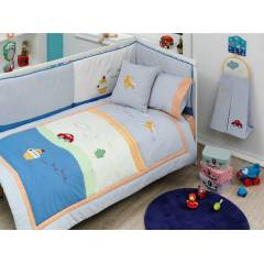 TA� NAKI�LI BEBEK UYKU SET� MODEL HAPPY TRAVEL
