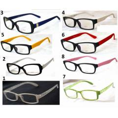 Se� Be�en 2 Adet �maj G�zl��� Optik �er�eve