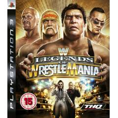 WWE LEGENDS OF WRESTLEMAN�A PS3 OYUNU+�ND�R�MMM
