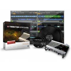 Native Instruments Traktor Scratch A10 Dj Ses Ka
